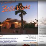 Realizzazione sito Bed & Breakfast Bella vista salento