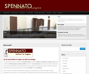 Sito infissilegnospennato.it