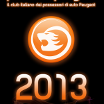 Grafica per Calendario Passione Peugeot 2013