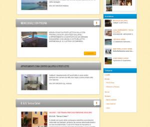Realizzazione portale turistico Salento no problem